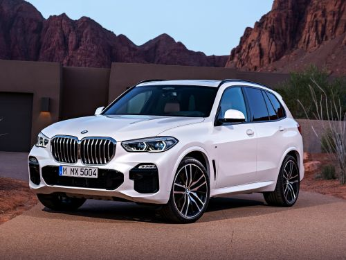 BMW is launching its new X5 SUV at the home of Mercedes and Porsche and it makes perfect sense
