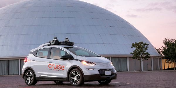 GM reportedly wants to spin off Cruise, its $11.5 billion self-driving car business