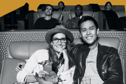 Can Craft Cocktails Save the American Movie Theater?