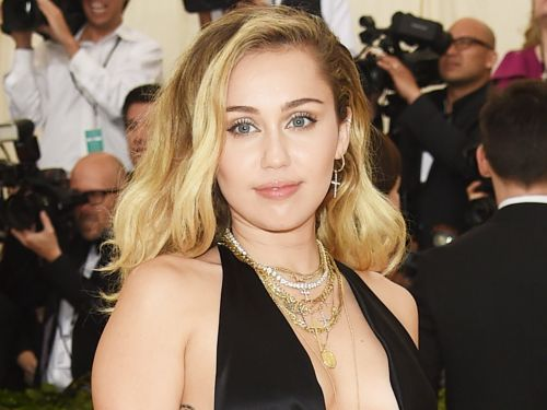 Miley Cyrus says her home was destroyed in the California fires, but she considers herself 'one of the lucky ones'