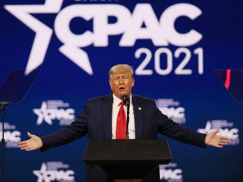 Here are the false or misleading claims Donald Trump made in his CPAC speech