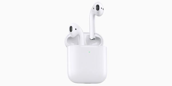 The differences between Apple's original AirPods and the new AirPods