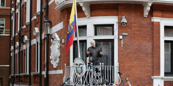 Ecuador says it has been hit with 40 million cyber attacks since Julian Assange was arrested at its embassy in London