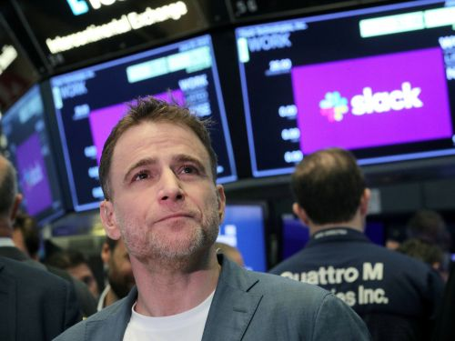 Slack shares plunge over 17% after earnings report that suggests the remote work boom hasn't boosted it as much as Wall Street hoped