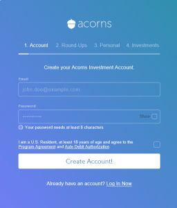 Acorns Review: Invest your spare change
