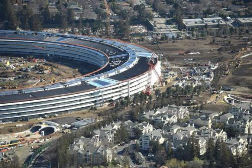 Relax, Apple's new campus is no Amazon HQ2