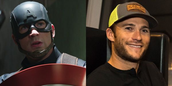Scott Eastwood says he originally auditioned for Captain America