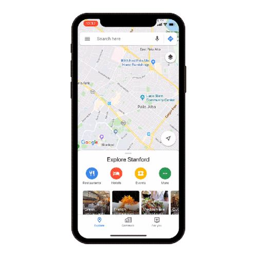 Google Maps' new personalized suggestions come to iOS