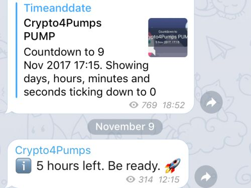 WALKTHROUGH: How traders 'pump and dump' cryptocurrencies