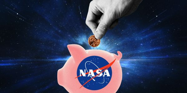 Most Americans don't know NASA's share of the federal budget - but 85% would give the space agency a big raise