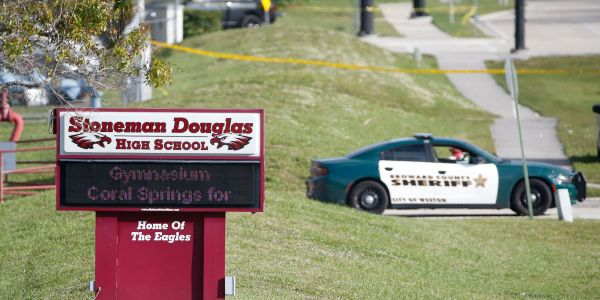 A 15-year-old boy was arrested for threatening copycat killings on Instagram after the Florida high school shooting