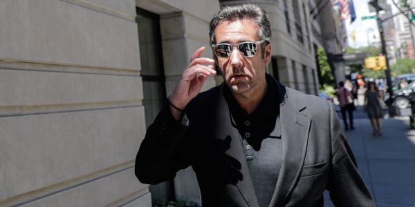 Michael Cohen's lawyers compare him to rapper DMX, prosecutors call it 'meritless'