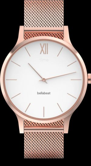 Bellabeat's new hybrid smartwatch tracks your stress.and goes with your outfit