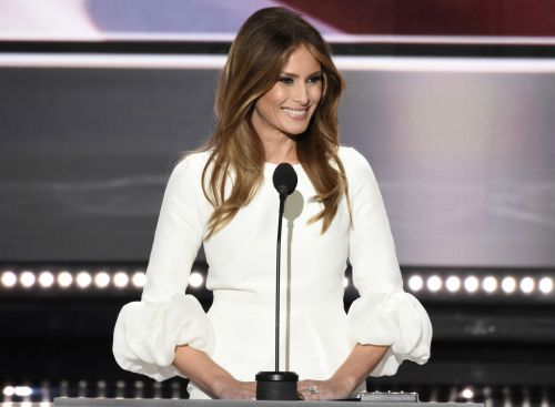 Melania Trump Banning White House Staff From Taking Flu Shot Is Fake News