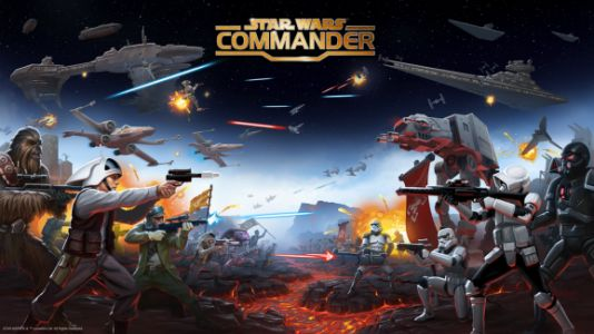 Zynga takes over Star Wars: Commander and NaturalMotion studio will make a Star Wars mobile game