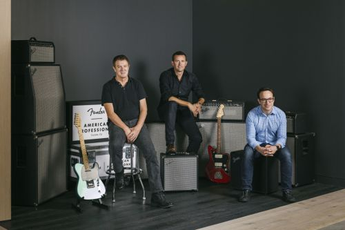 Why Fender Is Going to 11 With Digital