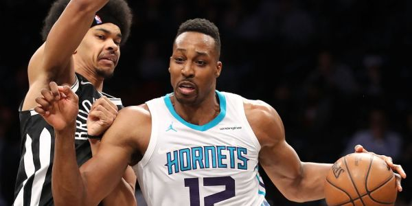Dwight Howard has been traded to the Brooklyn Nets and will be playing on his fourth team in four years