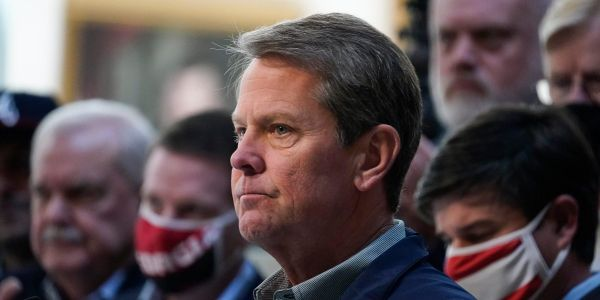 Georgia Gov. Brian Kemp claims the MLB's voter restriction laws boycott will be a major blow to minority-owned businesses