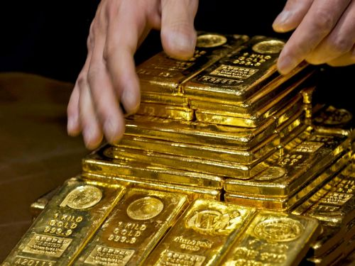 A tiny firm led by a rockstar banker will make a killing on a $18.3 billion gold miner merger