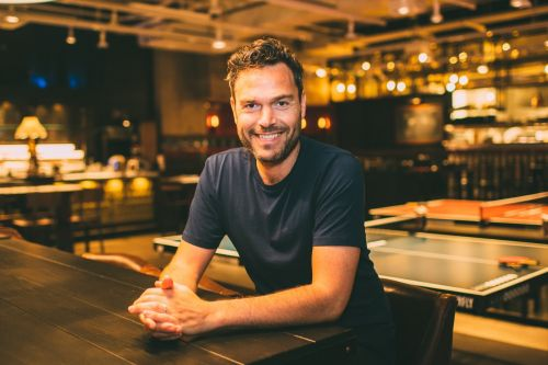 This former dishwasher turned 'social entertainment' bar founder changed drinking culture in London and the US - and he's about to launch a new £6 million concept