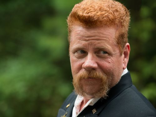 Michael Cudlitz asked to direct an episode of 'The Walking Dead' years ago and it was starting to affect a friendship on the show