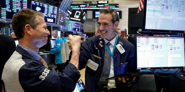 4 reasons why the stock market has rallied near record highs despite the sharpest economic decline since the Great Depression, according to LPL