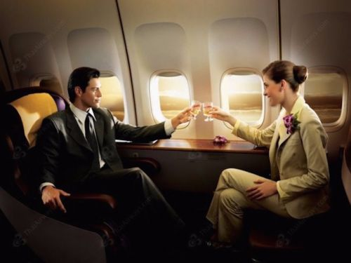 There's now a 'Frequent Traveler University' where you can learn to fly first class for free
