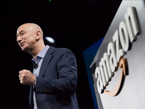 The rise of Jeff Bezos, who built Amazon into a $1 trillion company and became the richest person in modern history