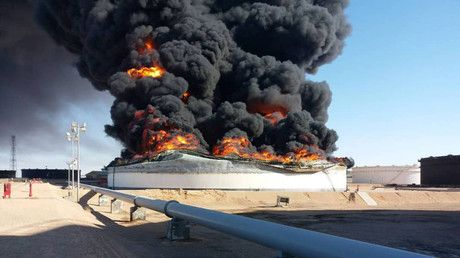 Oil sector under fire in Libyan corruption crackdown