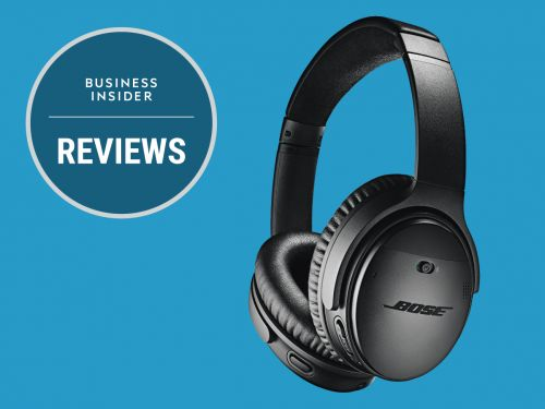 Bose's $350 noise-cancelling headphones are a must-have if you want to live in a quieter world - and they sound great, too