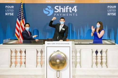 Shift4 Payments' just raised $345 million on a quiet NYSE trading floor. Its CEO walked us through IPOing in a crisis and its 300-meeting virtual roadshow