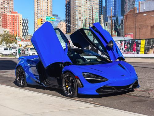 2017 Car of the Year runner-up: The McLaren 720S might be the best supercar in the world