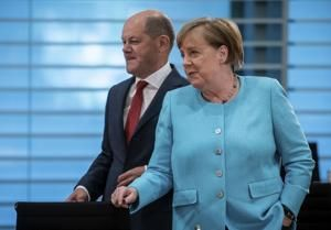German governing parties agree $146 billion stimulus package