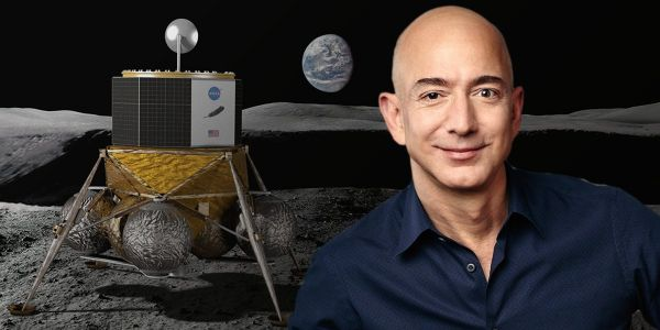 Jeff Bezos just gave a private talk in New York. From utopian space colonies to dissing Elon Musk's Martian dream, here are the most notable things he said