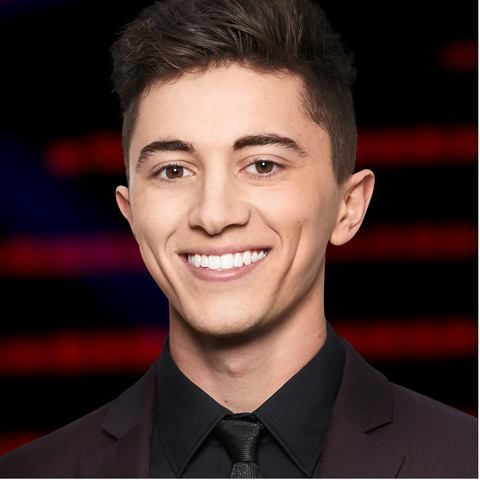 The Voice: Austin Giorgio Gives Strong Justin Bieber's 'Love Yourself' Cover For Live Playoffs