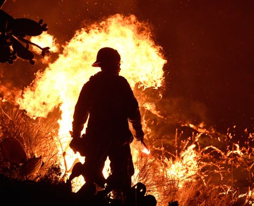 The utility being blamed for California's deadliest wildfire is soaring after raising $5.5 billion to get it through bankruptcy