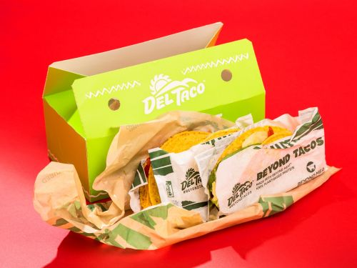 Del Taco sold 2 million plant-based Beyond Meat tacos in less than 2 months. Now, the chain is rolling out Beyond Burritos stuffed with french fries