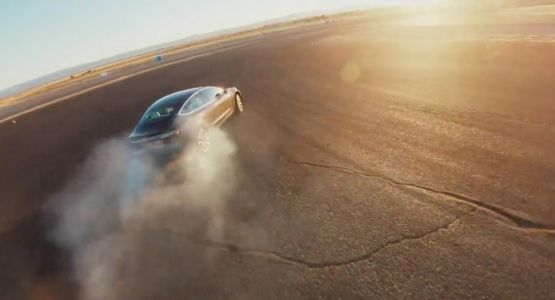 The Tesla Model 3 just got a software update that makes it faster around a race track than a Ferrari supercar