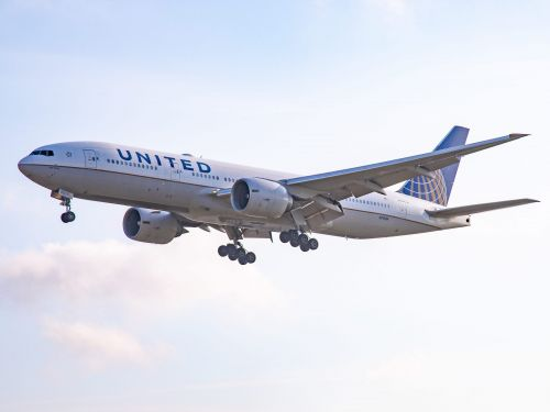 United will still fly the Boeing 777-200 after a scary engine failure in Colorado - but the ones still flying have a different engine