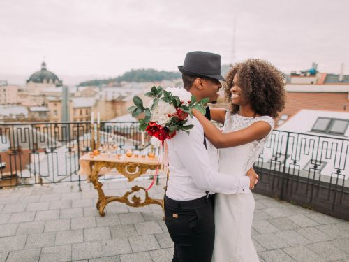 A staggering percentage of couples are going into debt to pay for their weddings - here are the countries where the problem is the worst