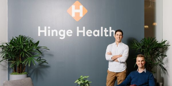 We got an exclusive look at the pitch deck $3 billion valued healthtech startup Hinge Health used to raise $300 million
