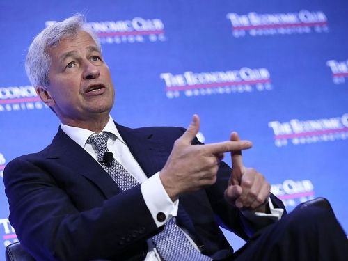 JPMorgan CEO Dimon Violates His Bitcoin Vow After Just One Day