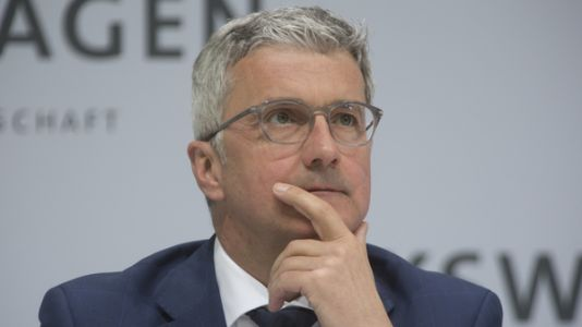 Audi CEO Arrested In Connection With Volkswagen Emissions Scandal