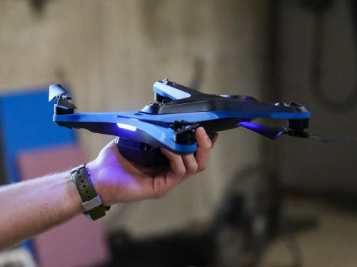An ex-Googler who's now an exec at drone-maker Skydio said he went from the phone to the drone industry because 'phones have gotten kind of boring'