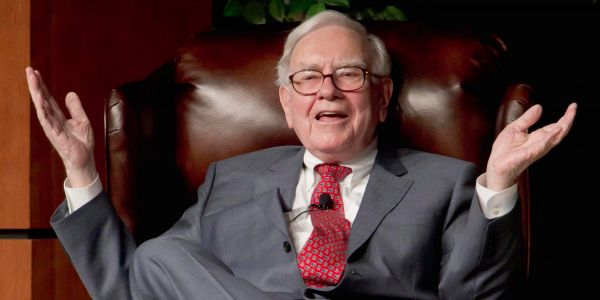 Warren Buffett's Berkshire Hathaway is now the 2nd-biggest real-estate broker in the US
