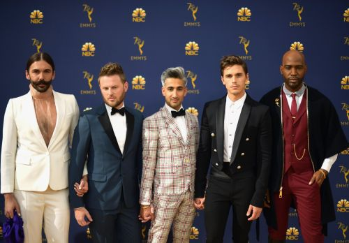 'Queer Eye' star Karamo Brown says he's happy with the salary increase the Fab Five received for their hit Netflix show