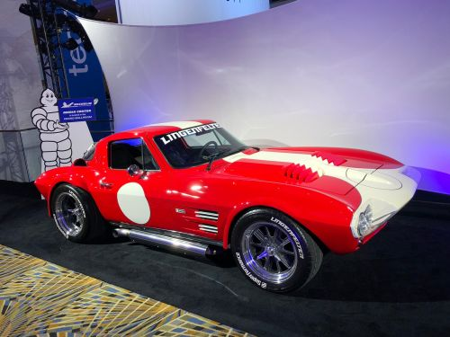 The coolest things I saw at the Detroit auto show