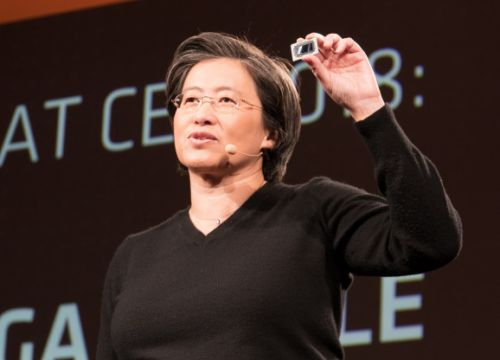 AMD CEO says Ryzen processors are 60% of processor revenue