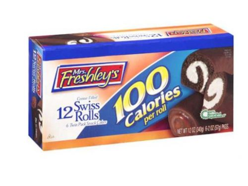 A popular Swiss Roll brand sold at Walmart, Food Lion, and H-E-B is being recalled amid salmonella scare