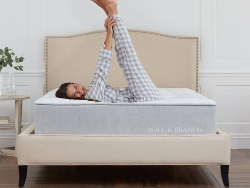 Bedding startup Boll & Branch now makes a $2,500 eco-friendly mattress - if it's in your budget, we can't recommend it enough
